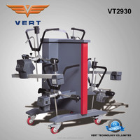 VERT China used auto repair equipment CCD two wheel alignment for passenger car VT2930