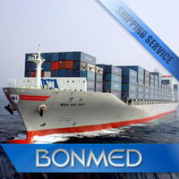 International sea shipping drop shipping cheap shipping sea freight rates karachi------Skype:bonmedellen