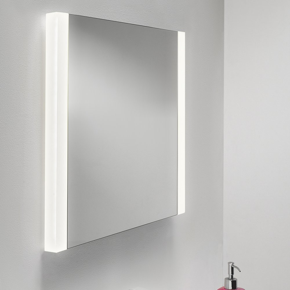 IP44 2*14W T5 Lamps LED Lighted Mirror Wall Lamp in Bathroom
