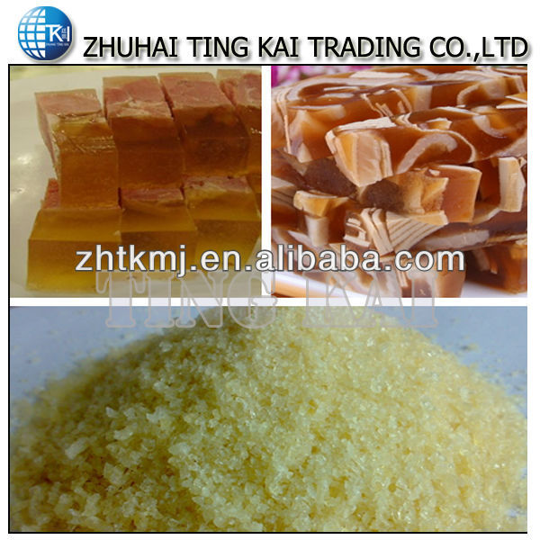 Natural nutritional gelatin product