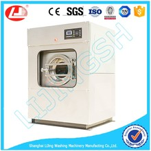 LJ Electric fabric industrial washing machines and dryers for 100kg