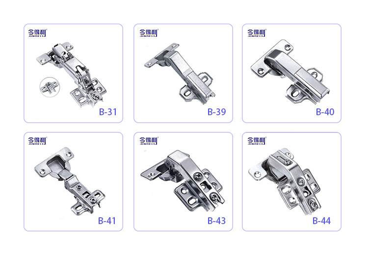 wholesale adjustable self closing kitchen cabinet hydraulic stainless steel cabinet hinge for furniture