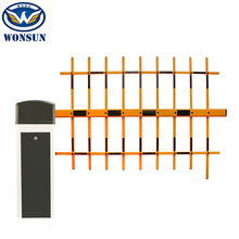 Automatic Barrier Gate for Car Parking system