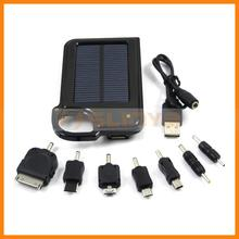 1450mah USB Output Portable Solar Rechargeable External Battery Charger Mobile Phone