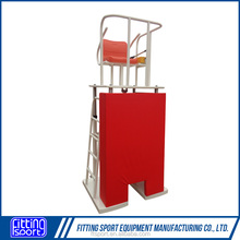 Steel Umpire Chair/Referee Chair Hydraulic Systerm