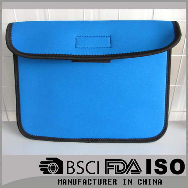 Professional manufacture notebook laptop sleeve for macbook pro 15 inch
