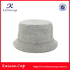 High Quality Manufacturer floppy plain white cotton bucket hat