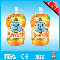 Standing Spout Pouch Flexible Packaging Printing