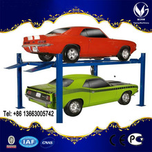 heavy duty vehicle lift used four post car lift for sale, car lift parking