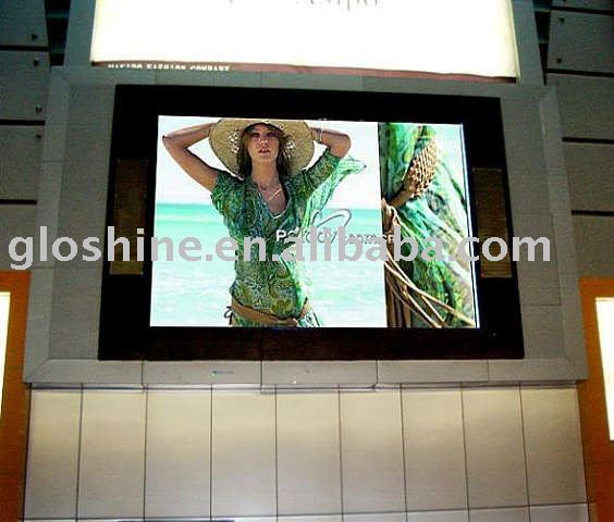 P12 outdoor LED video wall