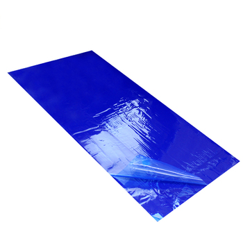 hot sell esd sticky mats/disposable sticky mat/cleanroom