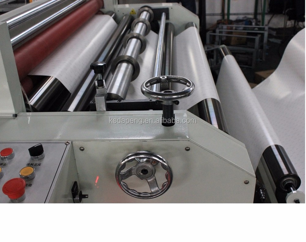 PVC/Paper automatic cross cutting machine