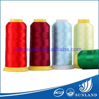 Polyester Embroidery Thread 120D 2