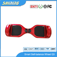 2016 Newest color scooter hoverboard smart balance board motorized scooter 2 wheel