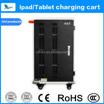 Tablet Charging cart chaging cabinet charging station safety cart