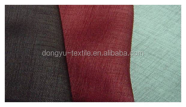 Twill & Soft Polyester Upholstery Fabric Cushion & Curtain Fabric Home Textile
