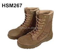 waterproof & thermal function military tactical gear Chile popular coyote winter boots