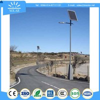 Battery Operated Rechargeable 40w led street light