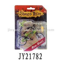 The zinc alloy mini finger mountain bike