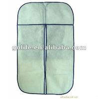 2012 High quality polyester garment bags with zippers