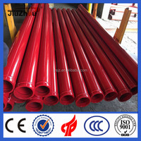 Sany 4.5mm thickness st52 Seamless steel pipe DN125 Concrete pump pipe/tube