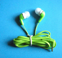 cheap earphone for mobile MP3 MP4 player, ear pieces ,ear buds