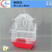 garden decorative bird house bird feeder cage