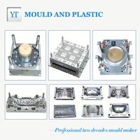 Professional 20 years factory good quality mobile phone case plastic injection mould