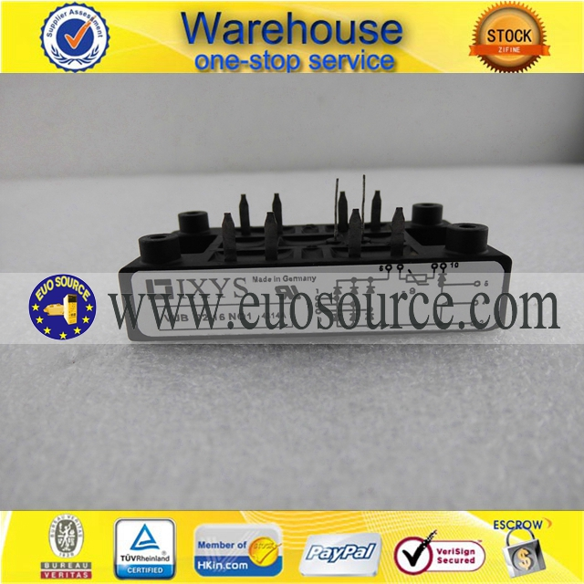 N Channel IXYS power mosfet VUB72-16NO1