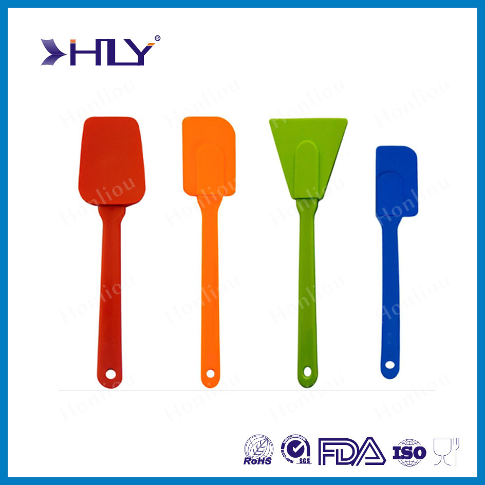 Best kitchen utensil set - Best Selling Heat Resistant Silicone Nylon Kitchen Utensil Set Food Grade Silicone Cooking Utensil
