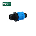 Agriculture Male Thread Coupling for Drip Irrigation Tape