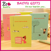 Promotional Cute Note Pads Custom Notebook