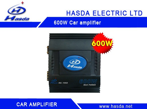 High performance 4000 watt power amplifier made in China