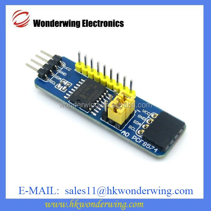 PCF8574 PCF8574T Module Communication Module l/ O Expansion Modules I2C IO Expansion Board