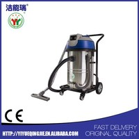 dust & water industrial vacuum cleaner for sucking chip oil