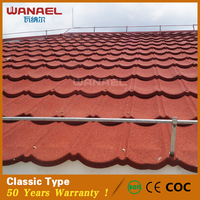 Factory direct wholesale earthquake resistance high strength lowes red roofing shingles