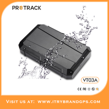 PROTRACK Waterproof 3 years standby with strong magnet IP67 GPS portable tracker VT03A for vehicle car with free apps
