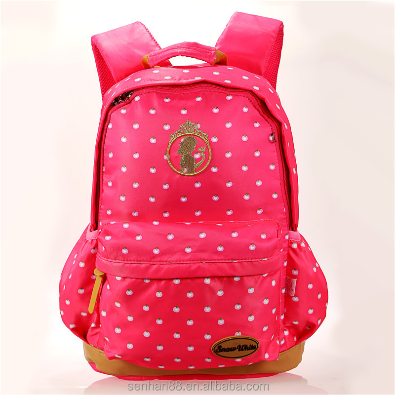 Golden supplier school bag backpack bag fashion kids backpack for children with best price