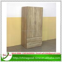 modern design bedroom furniture wooden wardrobes with drawers