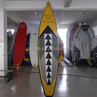 Promotional factory made/Inflatable sup board/Bamboo SUP Surfboard /Stand Up Paddle Board /SUP