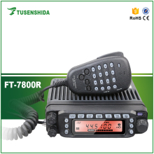 YAESU Amateur Radio FT-7800R 100km Walkie Talkie Dual Band Car Radio