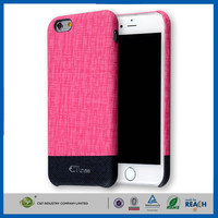 C&T New sale 2015 accessories hand-made leather case for apple iphone 6 plus