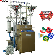 OPEK high speed automatic hat and scarf knitting machine