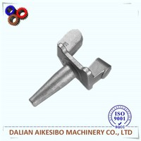 OEM or ODM service Aluminum cold forging spare part