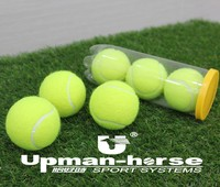 Professional 45% imported wool felt tennis ball