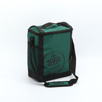 promotional 600D polyester beer bottle cooler insulated bag