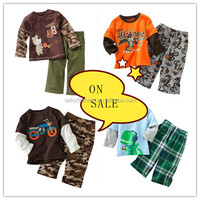 wholesale newest children clothing set kids clothing