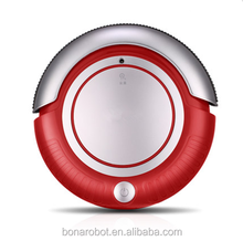 Hot Bona robot Household 25W Red Mini Robot Vacuum Cleaner with mopping function