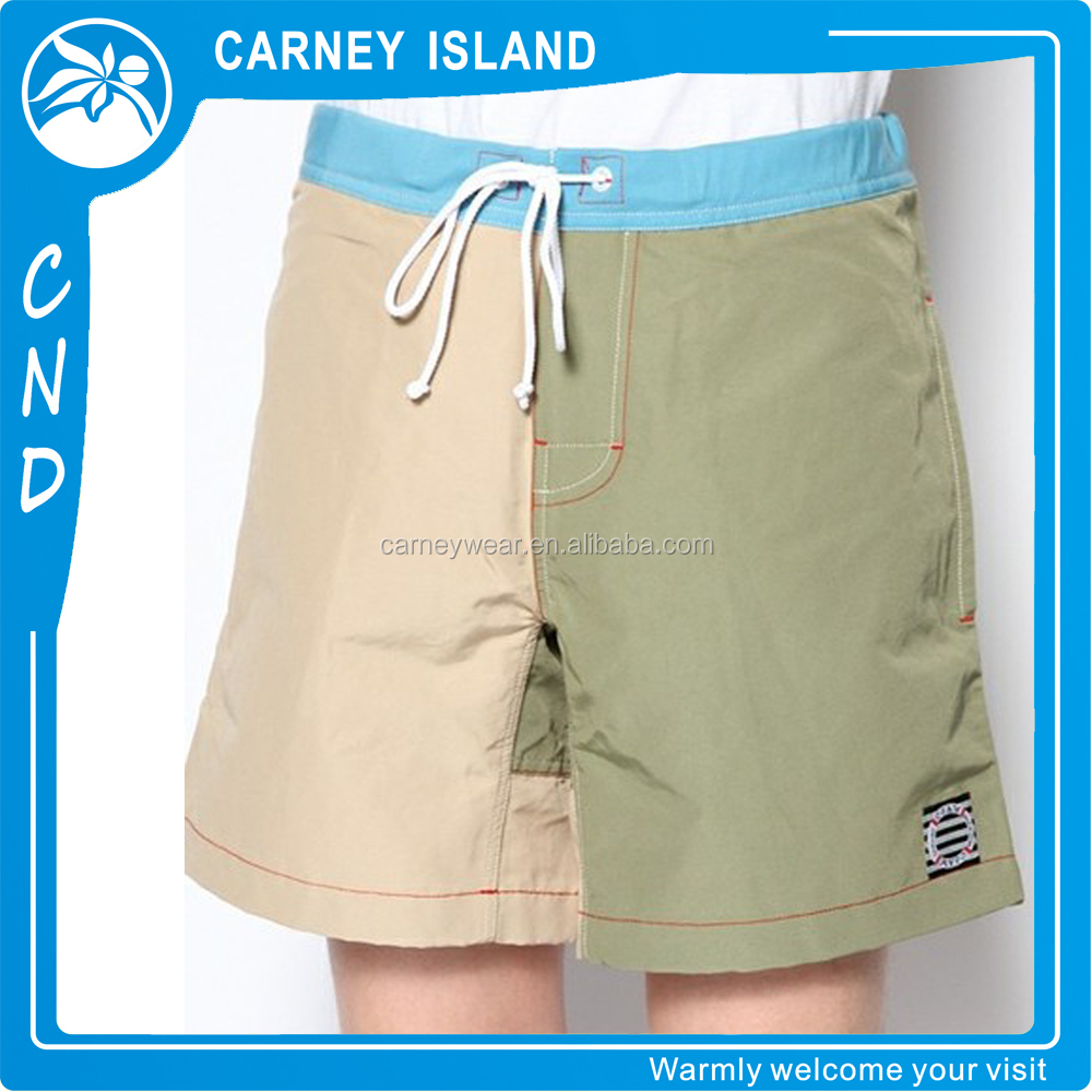khaki colors cheap mens swim board shorts uk