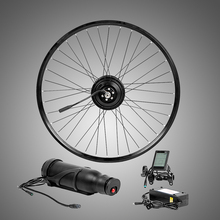 Chinese cheap waterproof electric bike rear wheel conversion kit 250w 36v
